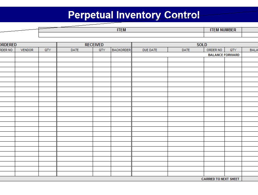 Free Excel Inventory Templates. Sales And Inventory Templates For