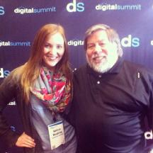 "The ""Woz"" was a very cool guy to meet!"