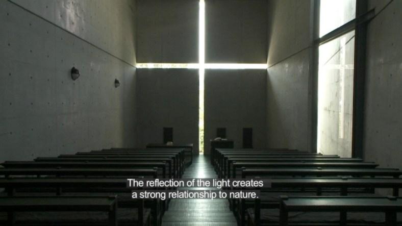 Church of the light, Tadao Ando, ©Mathias Frick