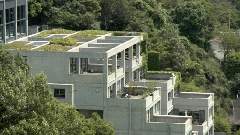Tadao Ando ,The Rokko Housing, Kobe