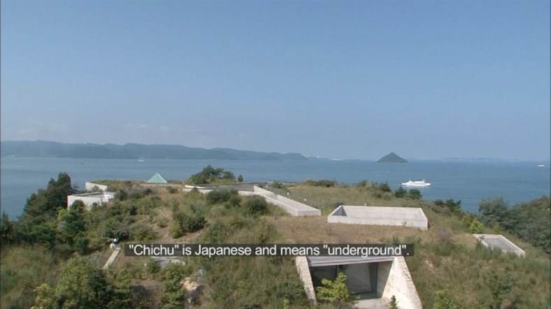 Tadao Ando,Chichu Museum, 2005, 2
