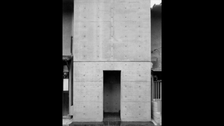 Tadao Ando,Sumiyoshi House, Osaka 1976