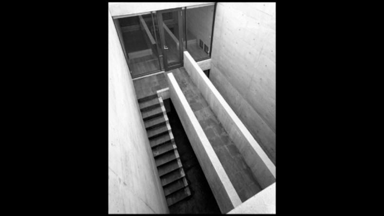 Tadao Ando,Sumiyoshi House,2, Osaka 1976