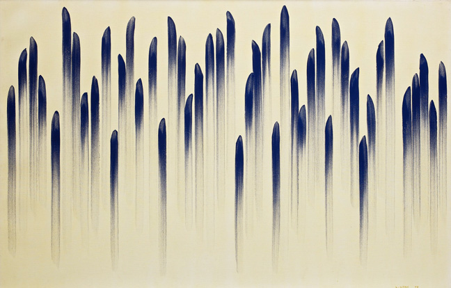 """""""From Line 790294,"""" by Lee Ufan, 1979"""