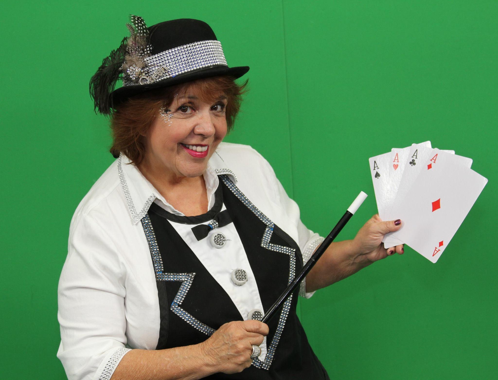 Magician Card Tricks