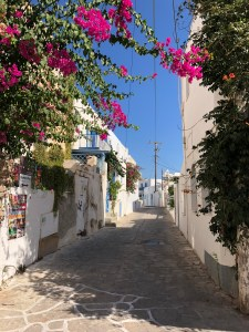 Exploring Hidden Antiparos