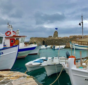 Island Hopping from Antiparos Greece