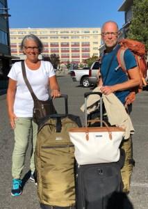 Suitcase nomad