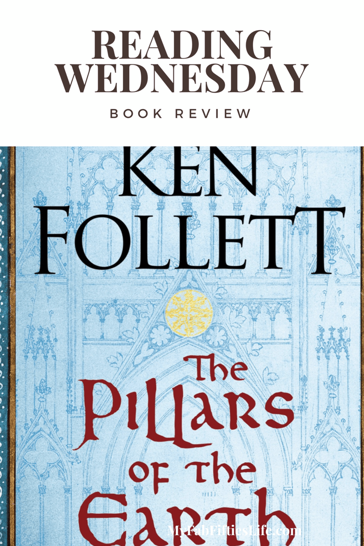 Pillars Of The Earth Book
