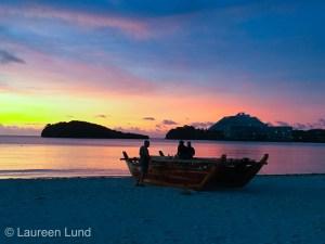Most romantic sunsets around the world