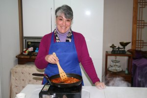 Cooking Class in South Korea