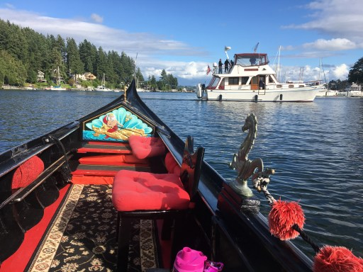My Favorite Things in Washington State Gig Harbor Gondola