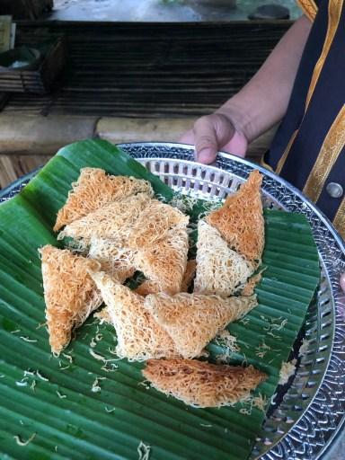 Indigenous Malaysian sweet treat