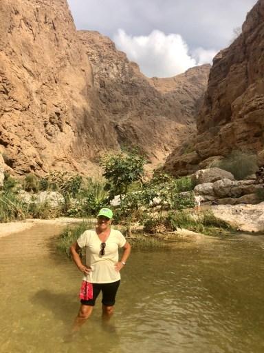 Wadi Shab Oman