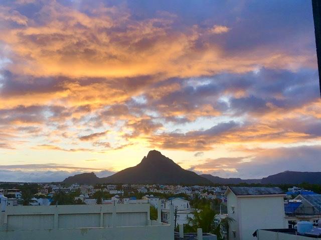 Sunrise Flic en Flac Mauritius