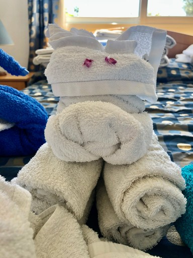 Make a towel animals