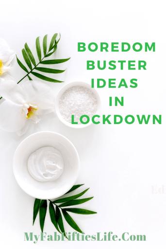 Boredom Buster Ideas in Lockdown
