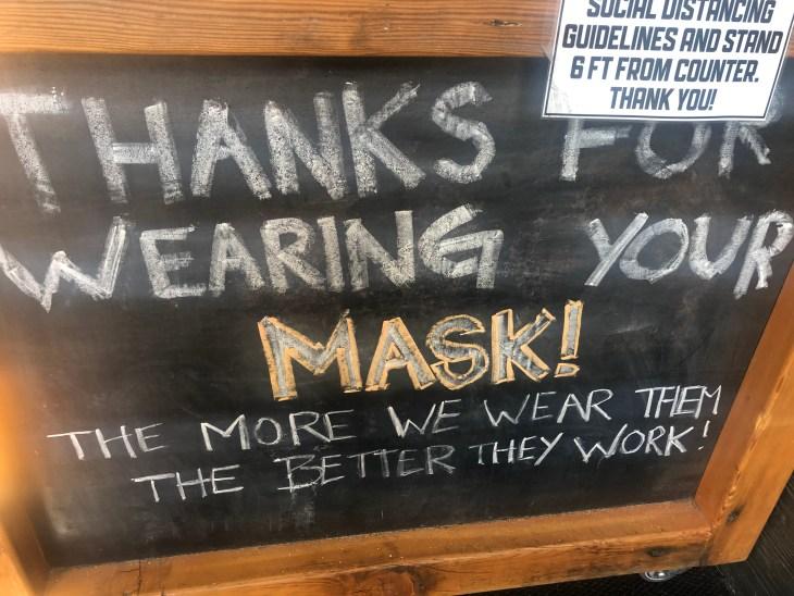 Mask Up Oregon
