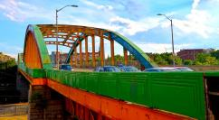 Delirious Baltimore: Howard Street Bridge_0