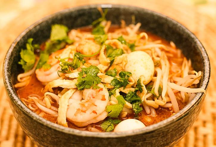 Sarawak Laksa - Helen Oon's signature dish