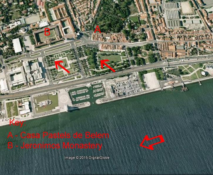 Google Earth Image of Belem