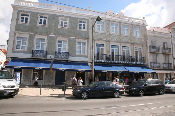 Casa Pasteis de Belem - the origins of the famed Portuguese Egg Tart
