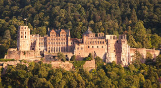 Heidelberg Castle - feature