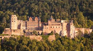 Heidelberg Castle - feature