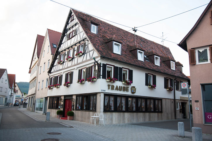 Hotel Traube in Neuffen