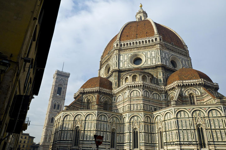 The Cathedral of Florence - The Duomo and the Bell Tower