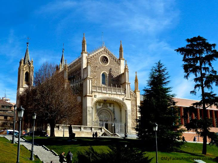 Jeronimo el Real Catholic Church