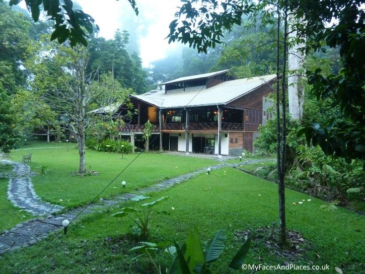 Borneo Rainforest Lodge in Danum Valley - in Sabah