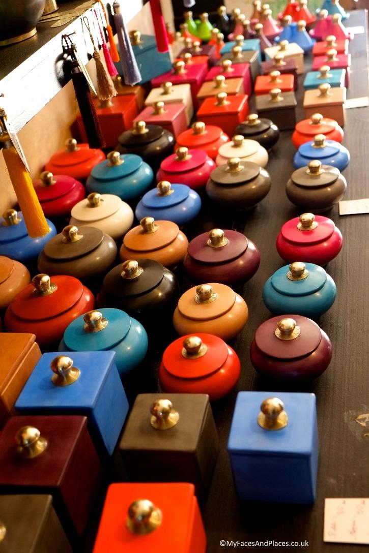 Artisanal potteries make great souvenirs