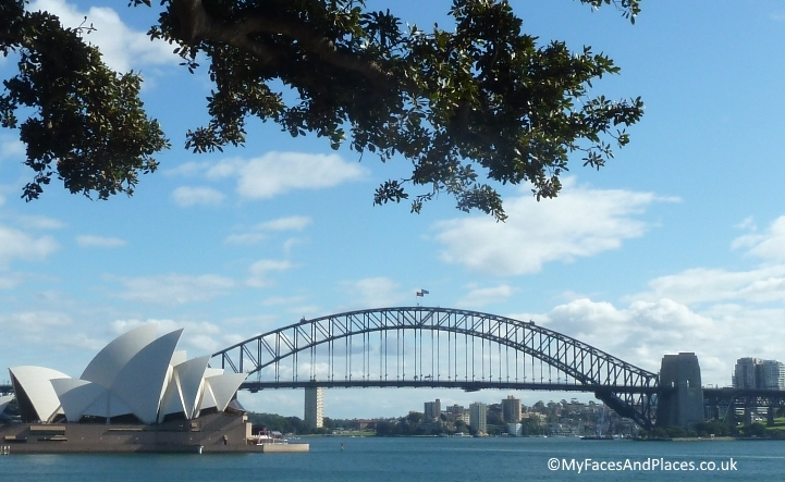 Sydney Stopover - The Sydney Opera House and Sydney Harbour Bridge are the jewels of the harbour