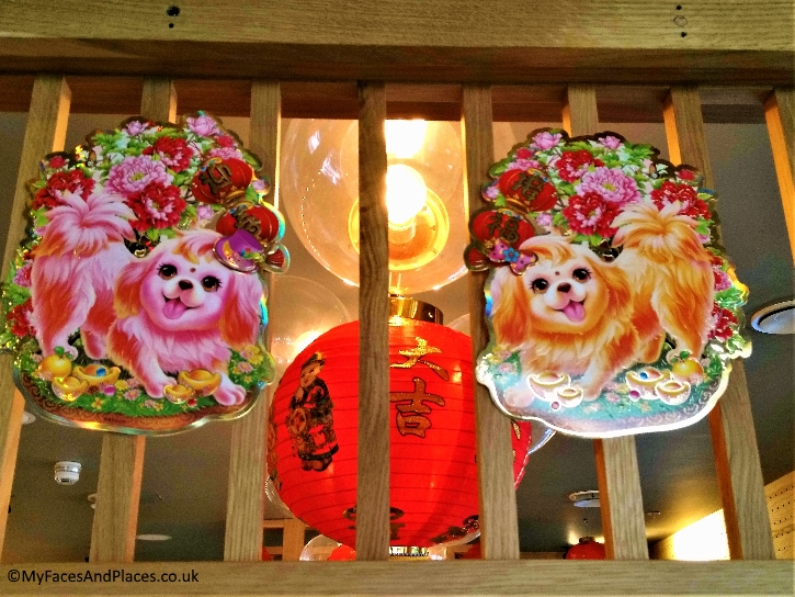 Welcome to the Year of the Dog at Chi Kitchen London