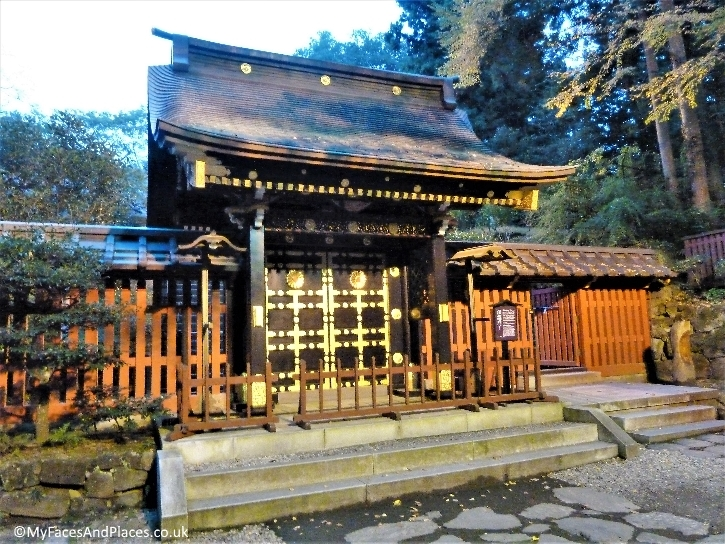 The Zuihoden mausoleum of Date Masamune