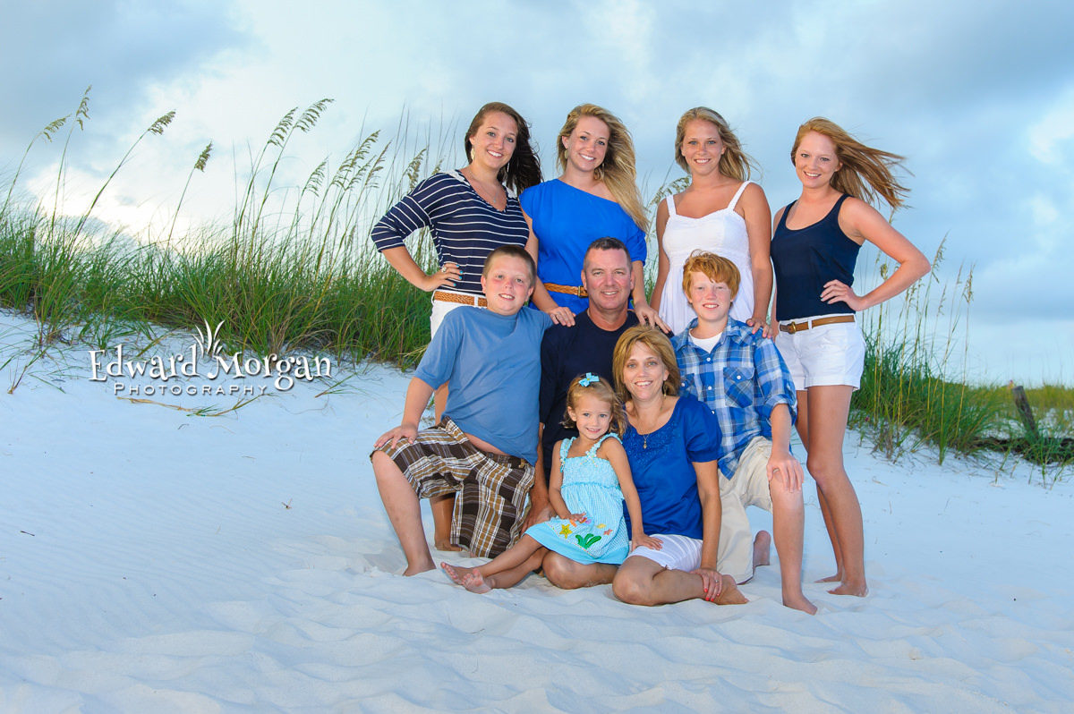 Samples Of Our Work My Family Beach Portraits