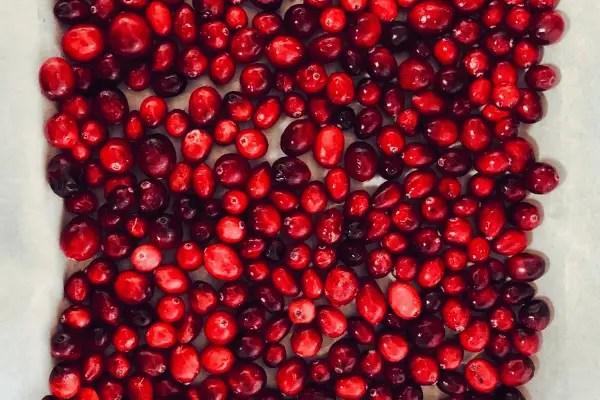 How to Freeze Cranberries