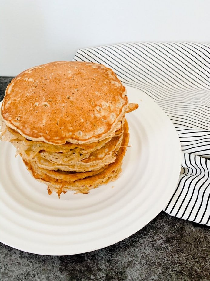 Classic Pancakes Recipe | Classic Buttery Pancakes | The Perfect Pancake | Light and Fluffy Pancakes
