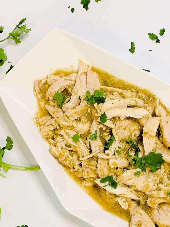 Slow Cooker Salsa Verde Chicken | Salsa Verde Chicken | Salsa Verde Chicken and Rice | Salsa Verde Chicken Recipe | Slow Cooker Salsa Chicken | Salsa Verde Chicken Tacos | Salsa Verde Chicken Casserole