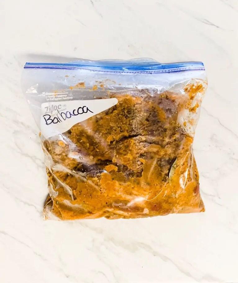 Barbacoa Beef Recipe | Beef Freezer Meals | Ground Beef Freezer Meals | Authentic Barbacoa Recipe | Chipotle Barbacoa Recipe | Spicy Beef Barbacoa Recipe | Easy Barbacoa Recipe | Barbacoa Seasoning