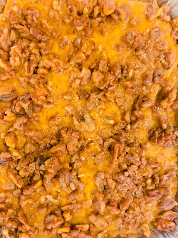 Healthy sweet potato casserole | Healthy sweet potato recipes | Healthy sweet potato casserole with honey | Sugar free sweet potato casserole | Low sugar sweet potato casserole | Sweet potato casserole with canned yams | Freezer sweet potato casserole