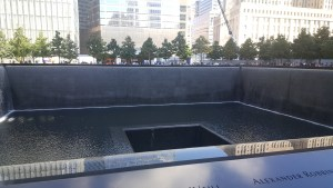 north pool ground zero new york
