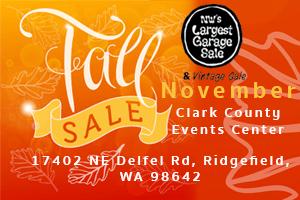 nw largest garage sale