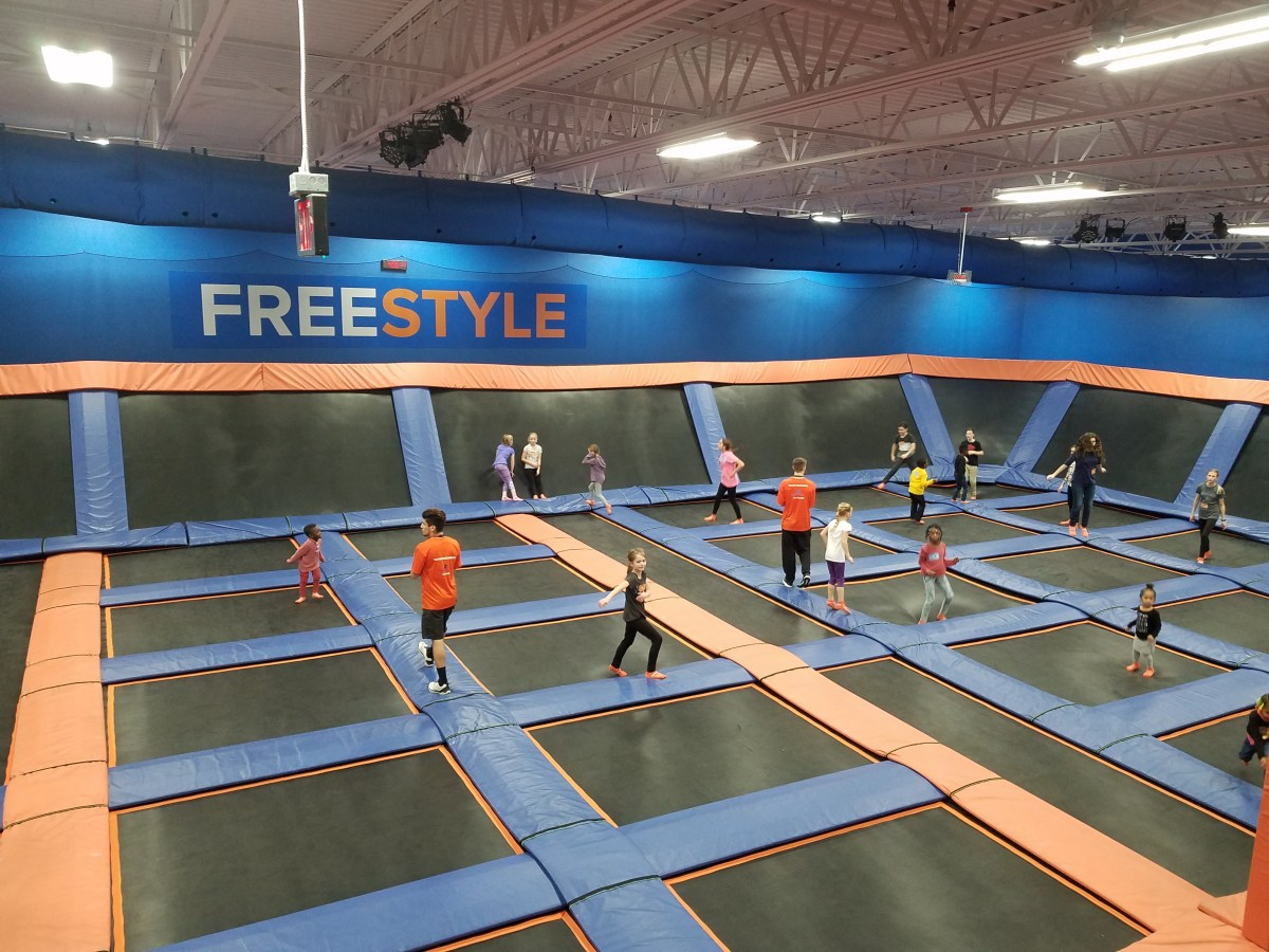 America's Largest Trampoline Park Invites Families Who Have Been Affected by the Shutdown to Enjoy Its Attractions for Free