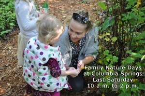 columbia springs vancouver washington
