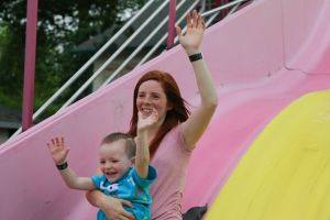 preschool rides at oaks park