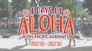 4 days of aloha