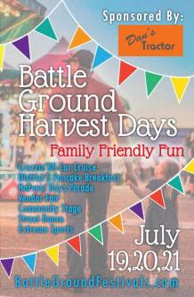 harvest days battle ground