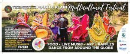 multicultural festival fourth plain vancouver washington